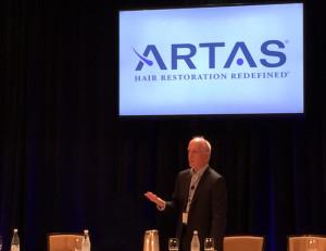 Dr. Bernstein Presenting at ARTAS User Group Meeting 2015