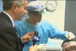 CBS News Report On Robotic FUE Features Dr. Bernstein