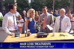 Dr. Bernstein Featured On Fox And Friends Show On Hair Loss